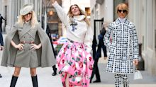 Celine Dion, 51, makes the pavements of New York her own personal catwalk
