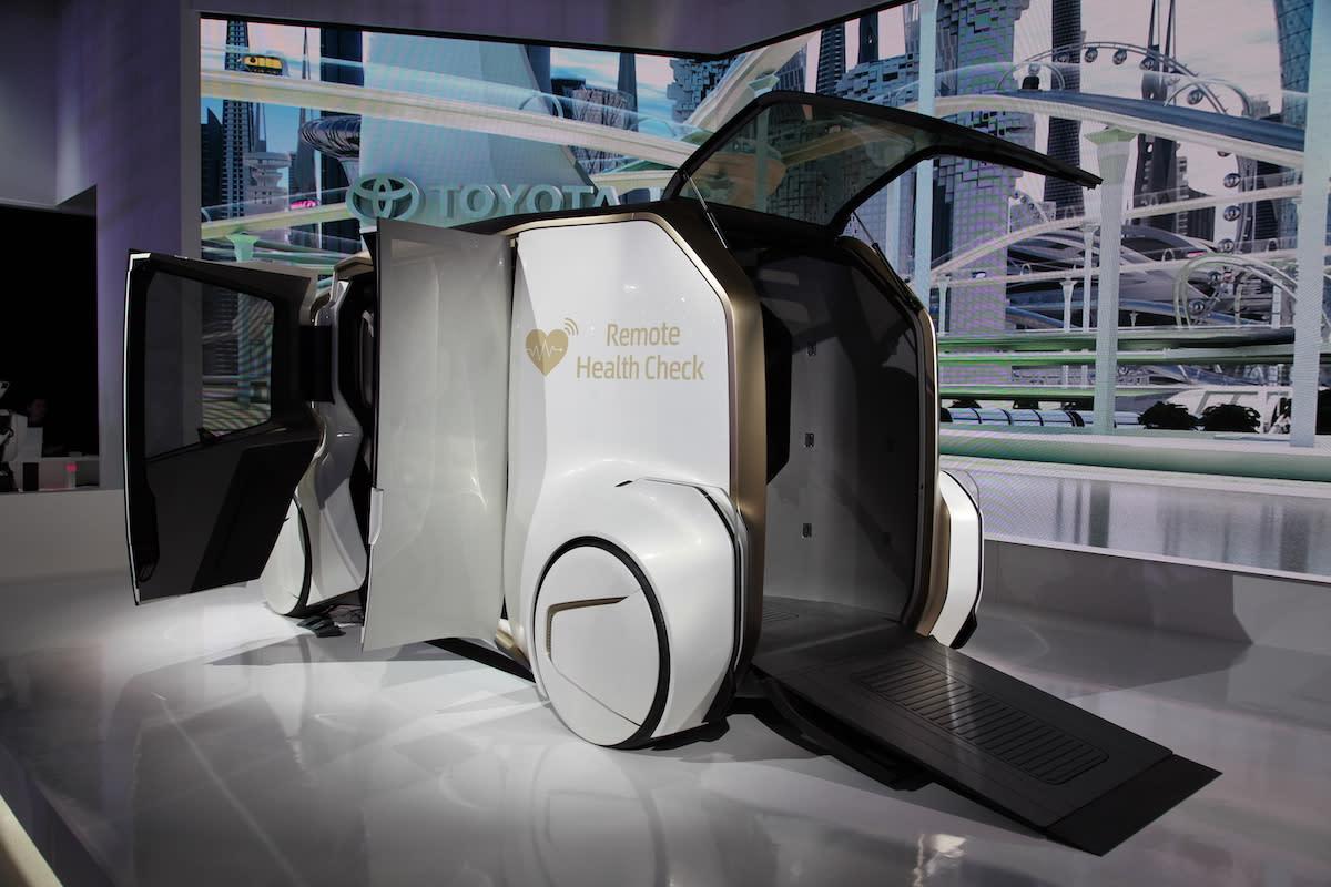 【東京車展】從 Toyota「無量產車」展區看日本汽車產業未來走向