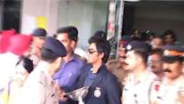 Victorious Indian Under-19 team returns home