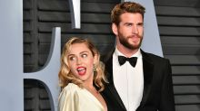 Liam Hemsworth files for divorce from Miley Cyrus
