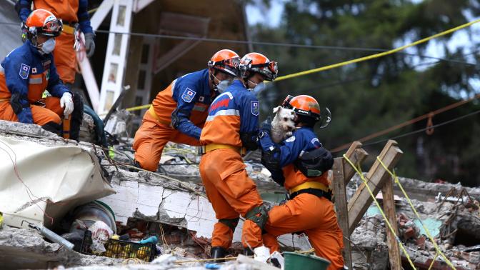 El peligroso gran sismo que viene para la CDMX