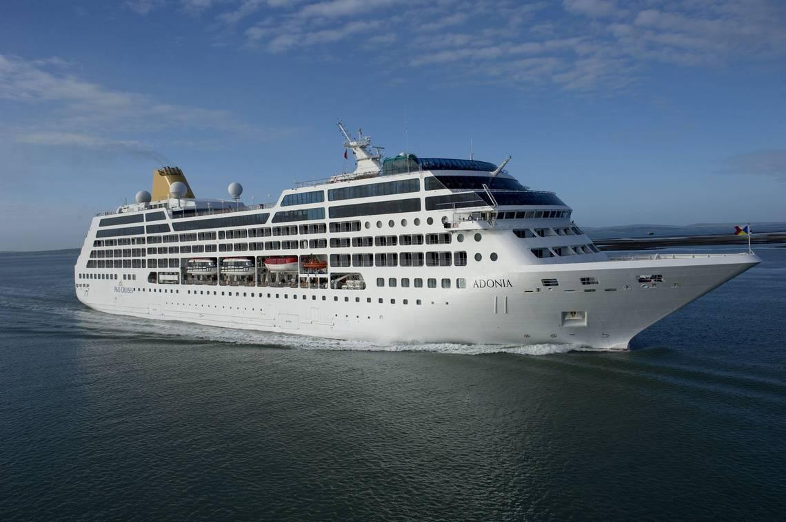 Carnival UK lays off one-third of its cruise company employees due to coronavirus pandemic