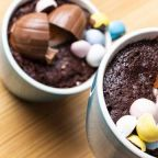 How To Make A Chocolate Creme Egg Mug Cake