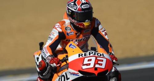 Moto - MotoGP - USA - La pole pour Marc Marquez à Austin, Johann Zarco cinquième temps des qualifications