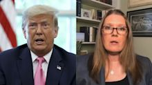 Mary Trump claims President Trump fails the cognitive test by bragging about passing it