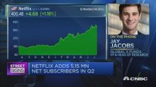 Netflix is a 'victim' of its own business model: Research...