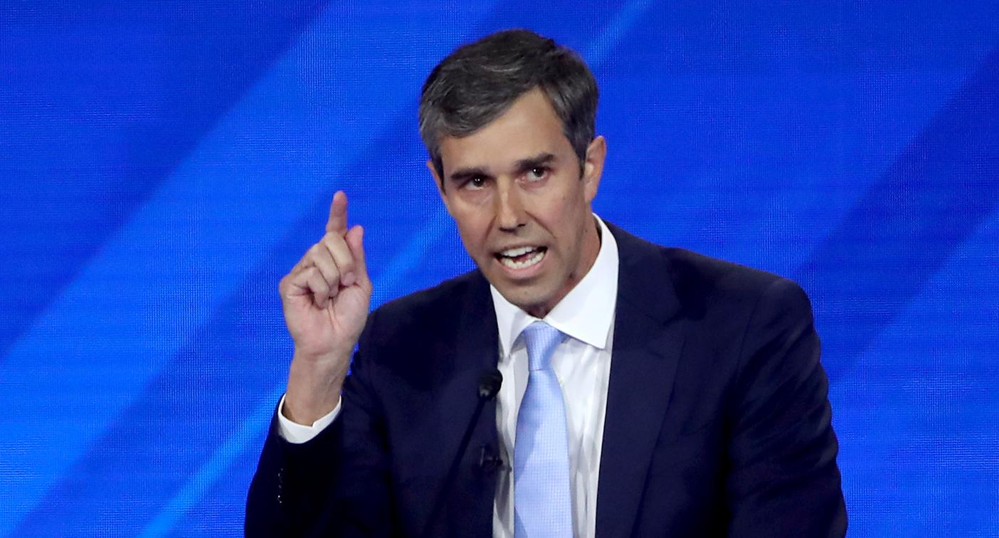 O'Rourke: 'Hell yes, we're going to take your AR-15'