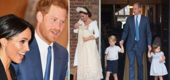 What will Meghan and Harry name their child?
