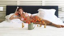 El desnudo de Miranda Makaroff como reivindicación
