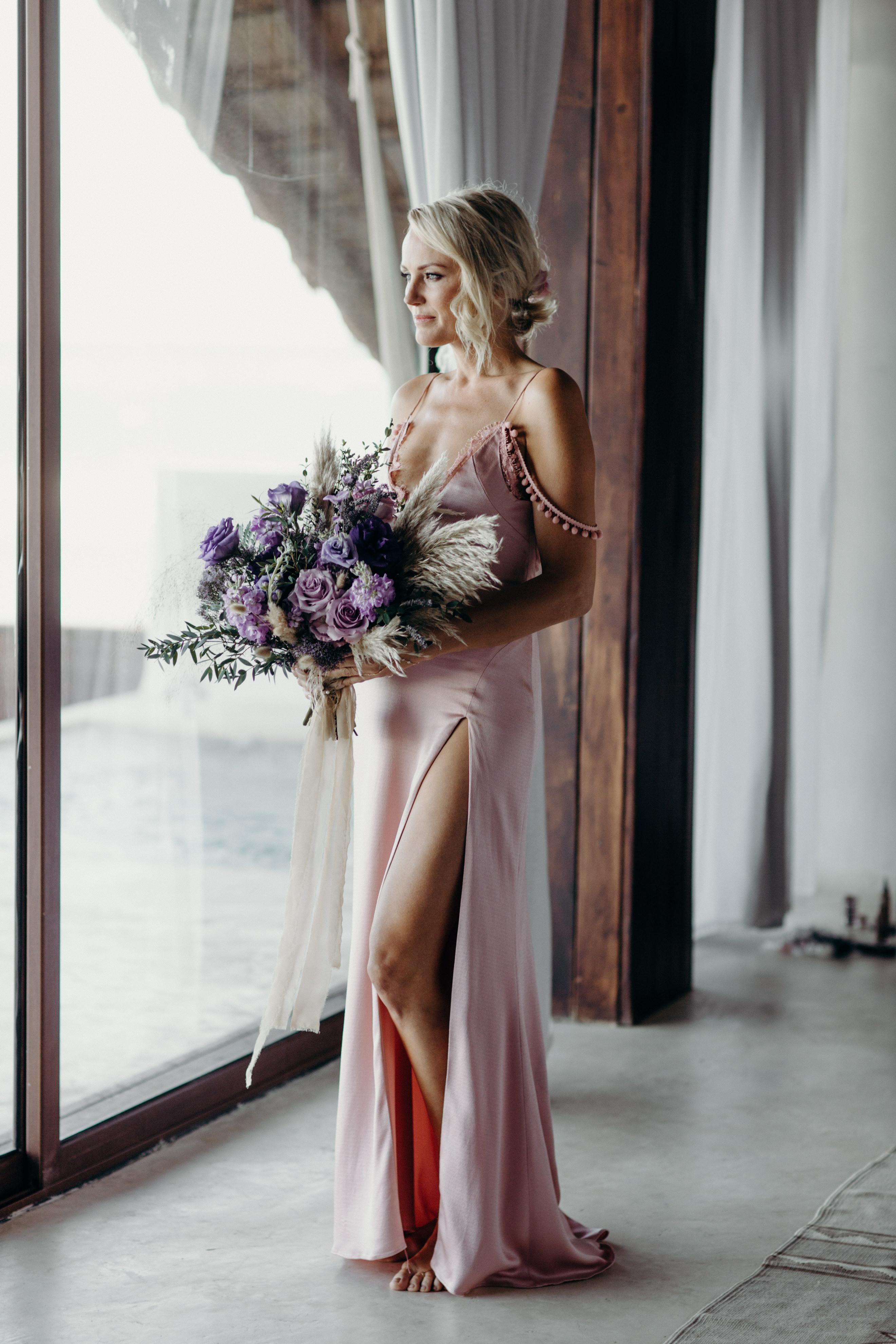 Malin Akerman On Choosing A Blush Wedding Dress For Second Marriage I Wanted To Be Different,Jc Penny Jcpenney Wedding Dresses