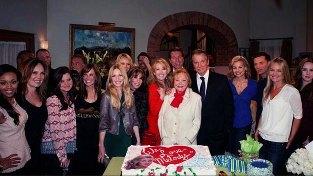 The Young and the Restless - Melody Thomas Scott Celebrates 35 Years