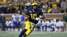QB Dylan McCaffrey, brother of Carolina Panthers RB Christian, to transfer from Michigan