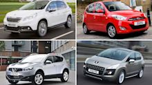 The top 10 easiest cars to sell