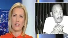 Laura Ingraham Suggests Martin Luther King Jr. Would Oppose Democrats