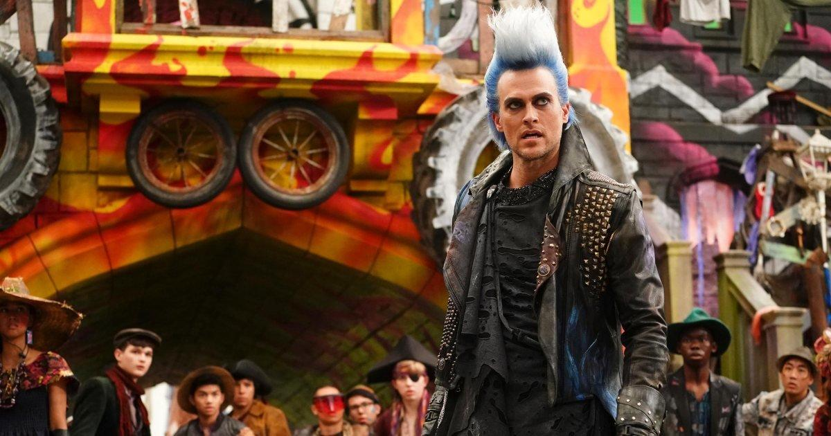 Descendants 3 trailer brings Cheyenne Jackson's Hades to Auradon