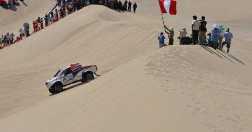 Rallye raid - Dakar - Le parcours détaillé de l'édition 2018 du Dakar a été dévoilé