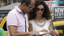 Honeymoon Over for Greek Couple Who Went Penniless in NYC