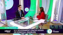 U.S. government cracks down on robocall enablers