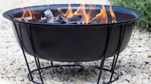 This £30 firepit could be a great new addition to your garden