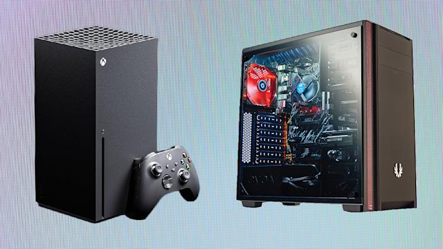 Does the Xbox Series X make gaming PCs obsolete?