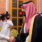 Jamal Khashoggi's Son Meets Saudi King And Crown Prince In Disgraceful Photo Op