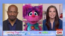 'Sesame Street' Educates Kids About Racism in CNN Town Hall