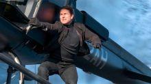 La nueva locura de Tom Cruise: saltó 106 veces en paracaídas y no se mató de milagro