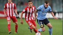 Sydney FC teammates shocked by Ryall exit