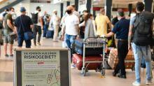 GdP: Probleme bei Kontrollen von Rückkehrern aus Schengen-Risikogebieten