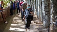Coronavirus : la France a enregistré 2846contaminations supplémentaires en 24 heures, un nombre en légère hausse