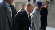 """La fiscalía presenta a Harvey Weinstein como un """"experto"""" depredador sexual"""
