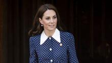 Herzogin Kate erinnert in 1800 € teurem Kleid an Prinzessin Diana