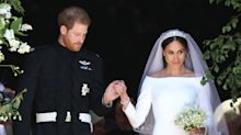 Meghan Markle reportedly made her wedding guests cry with a love poem