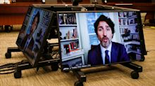 Prime Minister Justin Trudeau defends Finance Minister Bill Morneau in WE controversy