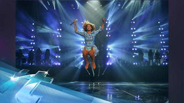 Beyonce Is The Girl From Ipanema In Brazilian Tour Promo
