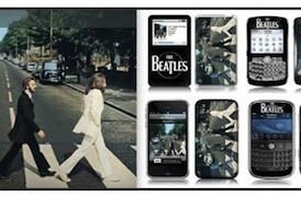 Win a limited edition set of Beatles MusicSkins from TUAW