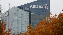 Allianz sees 2019 profit in upper half of target range after solid third quarter
