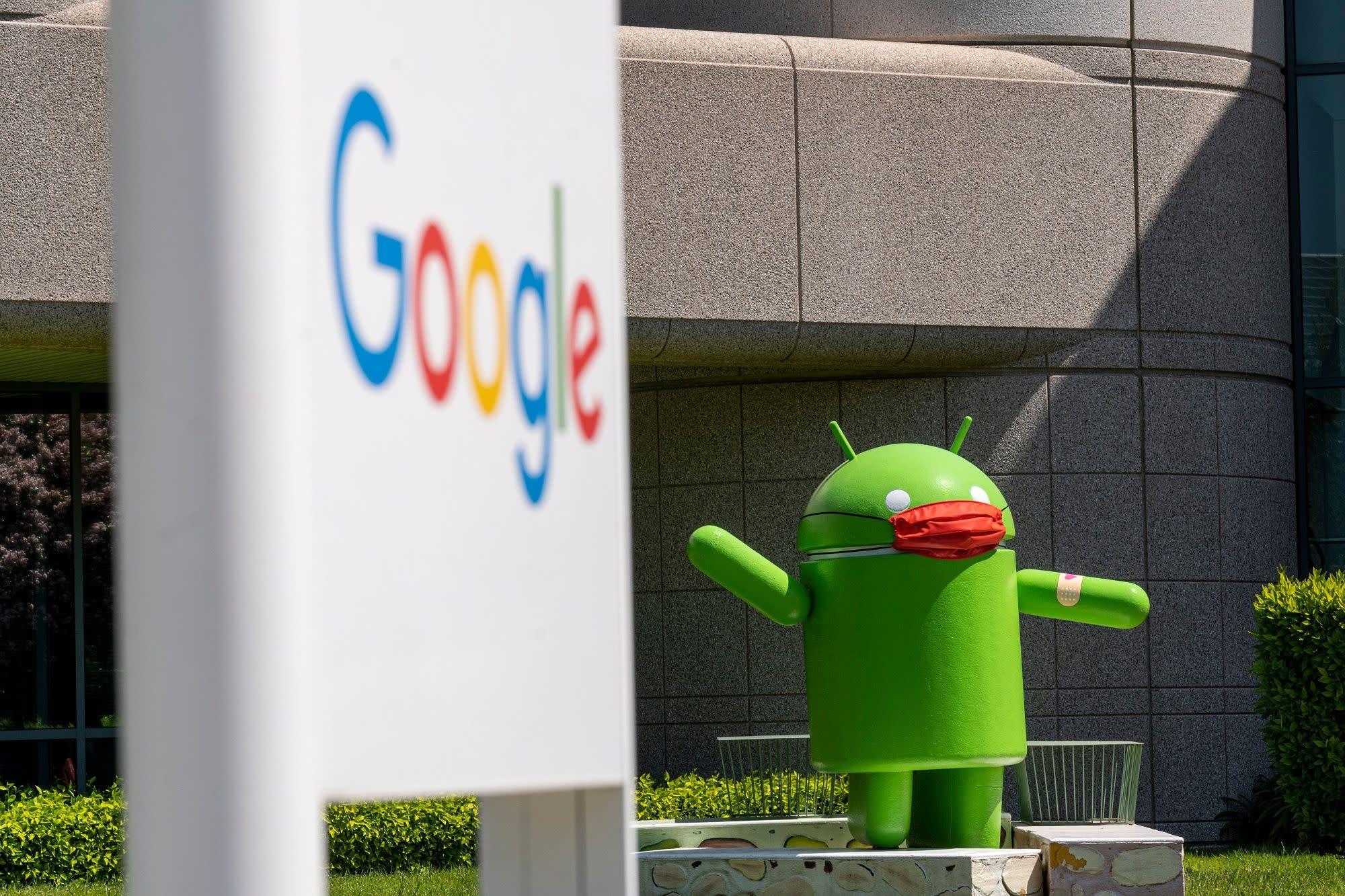 Google quiere personas en la oficina, a pesar de los aumentos de productividad en el hogar