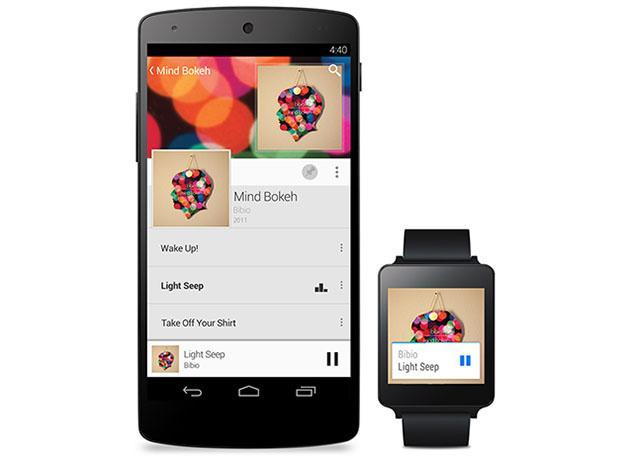 Here's what Google's Android Wear can do