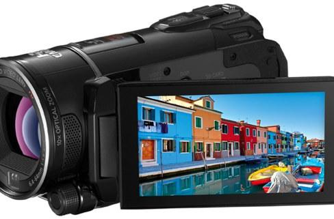 Canon adds new S, M and R series VIXIA HD camcorders, two regular FS cams for good measure