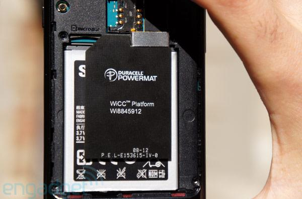 Duracell Powermat WiCC could bring wireless charging to any smartphone, we go hands-on (video)