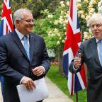 Britain to accept flood of Australian beef in landmark trade deal