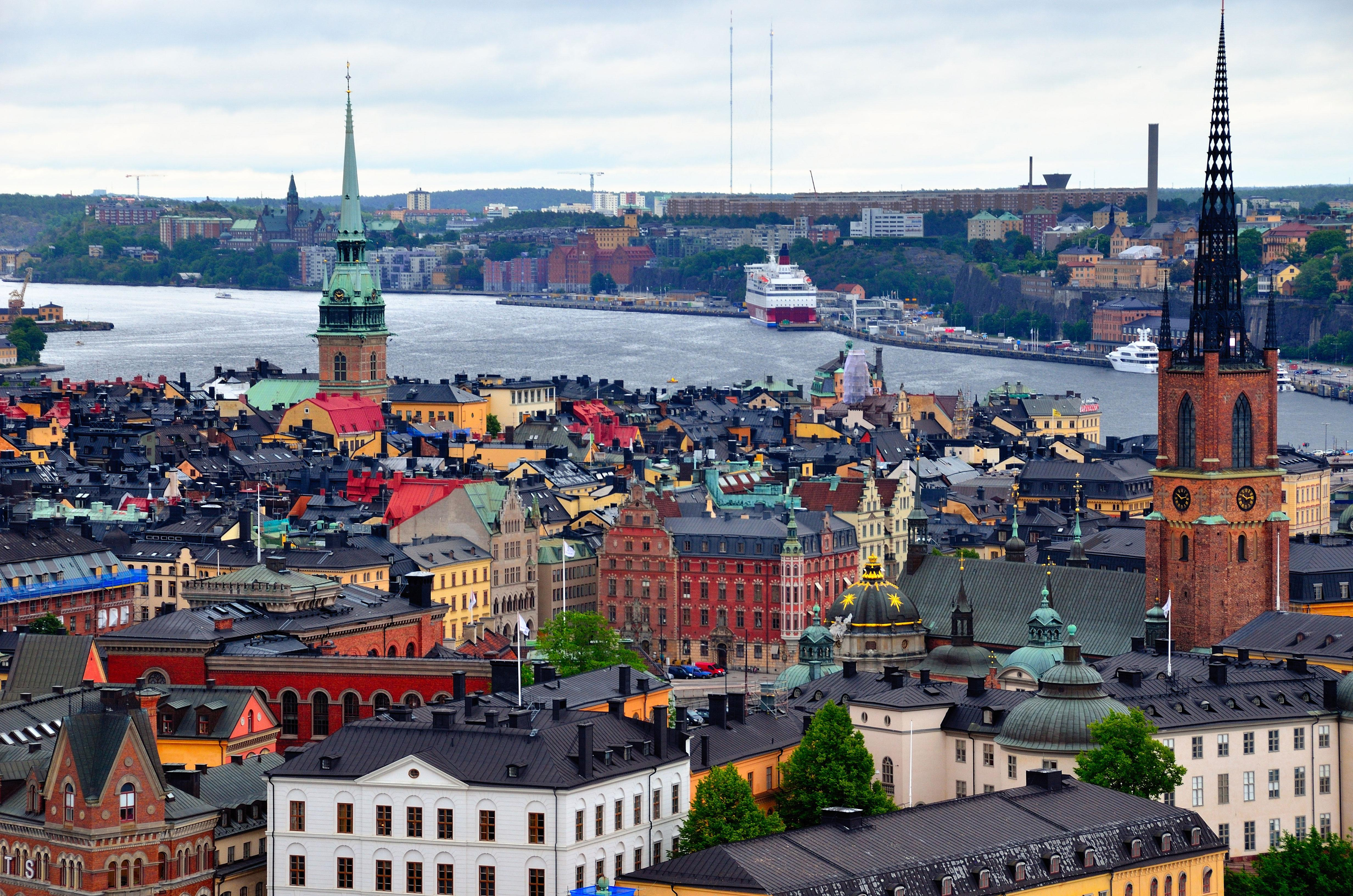 """<p>This Swedish city is the new Capital of Cool. With a bustling art scene, virtually unlimited nightlife, and restaurants that have foodies crossing the channel to sample, Stockholm is totally in the now. And while the <a href=""""https://www.grandhotel.se/en"""" rel=""""nofollow noopener"""" target=""""_blank"""" data-ylk=""""slk:Grand Hôtel"""" class=""""link rapid-noclick-resp""""><strong>Grand Hôtel</strong></a> stands stately as ever, a slew of new luxury hotels has opened to welcome luxe party enthusiasts, notably the <a href=""""http://www.etthem.se"""" rel=""""nofollow noopener"""" target=""""_blank"""" data-ylk=""""slk:Et Hem,"""" class=""""link rapid-noclick-resp""""><strong>Et Hem,</strong></a> the <a href=""""http://www.lydmar.com"""" rel=""""nofollow noopener"""" target=""""_blank"""" data-ylk=""""slk:Lydmar Hotel"""" class=""""link rapid-noclick-resp""""><strong>Lydmar Hotel</strong></a> and the <a href=""""http://www.nobishotel.se/en/"""" rel=""""nofollow noopener"""" target=""""_blank"""" data-ylk=""""slk:Nobis Hotel"""" class=""""link rapid-noclick-resp"""">Nobis Hotel</a>. And while art and architecture dominate this once traditional city, luxury explorers are apt to journey further afield to places like the fabulous <a href=""""http://www.treehotel.se/en/"""" rel=""""nofollow noopener"""" target=""""_blank"""" data-ylk=""""slk:Treehotel in Lule River Valley"""" class=""""link rapid-noclick-resp""""><strong>Treehotel in Lule River Valley</strong></a> (by the Arctic Circle) or even the famous <a href=""""http://www.icehotel.com"""" rel=""""nofollow noopener"""" target=""""_blank"""" data-ylk=""""slk:Icehotel in Jukkasjärvi."""" class=""""link rapid-noclick-resp""""><strong>Icehotel in Jukkasjärvi.</strong></a></p>"""