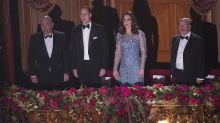 Prince William Becomes The Star Of 'Royal Variety Performance' After Galloping In The Royal Box (Yes, Really)