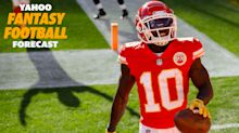 Week 12 Fantasy Football Recap: King Henry's big day and Tyreek is King of the Hill