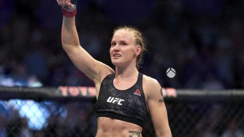 Report: Shevchenko to defend title in June fight