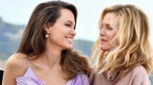 """Angelina Jolie a Roma per l'anteprima di """"Maleficient - Signora del male"""""""