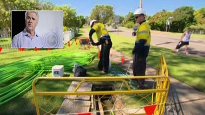NBN: 'We've got a problem'