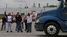 GM Strike:  46K workers walk out