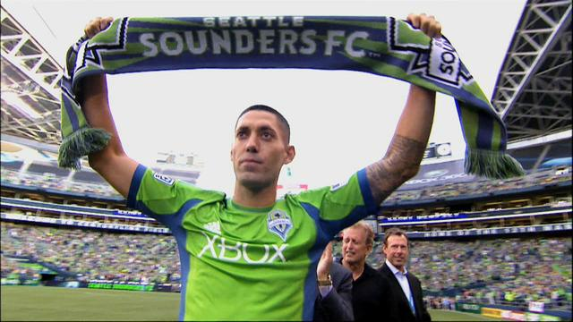 Clint Dempsey restarts career with MLS